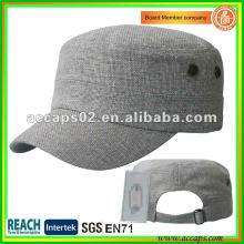 blank style military caps MC-0501