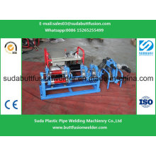 Hydraulic Butt Fusion Welding Machine for 160mm HDPE Pipe Fittings