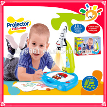 High Quality 3 in 1 Projection Painting Machine ,Children's Education Toy