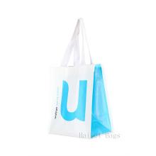 Мелкая тканая рекламная сумка для покупок (hbwo-56)