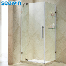 Seawin Luxury Straight Standing Glass Shower Cubicle Enclosure Rooms