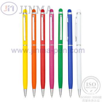 La Promotion cadeaux stylo Jm-3003 avec Oen stylet tactile