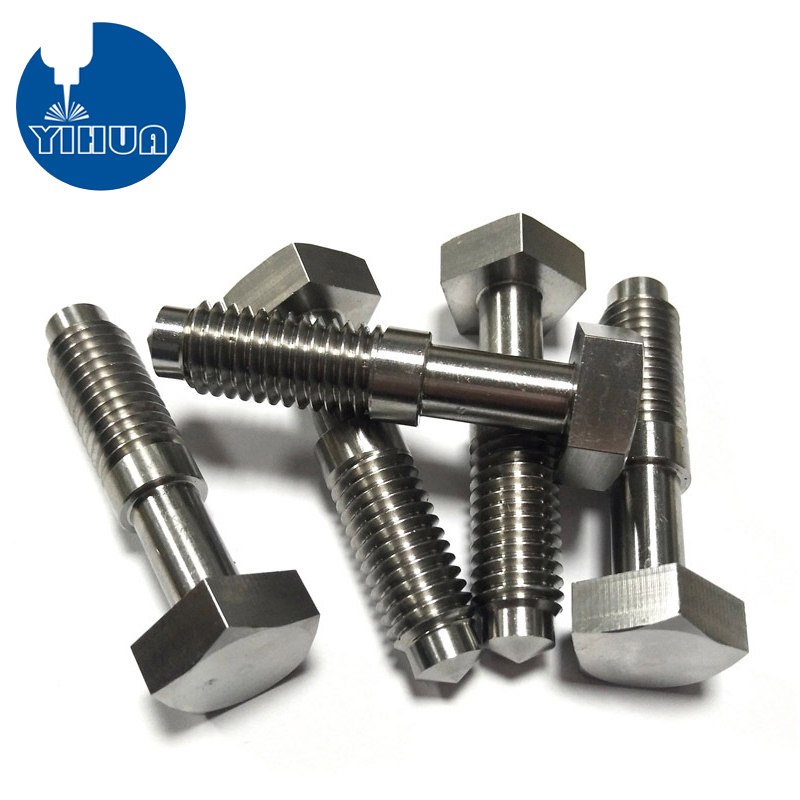 304 Stainless Steel Medical Device Threaded Fitting