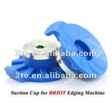 Coupe d'aspiration de lentille pour BRIOT Lens Edging Machine