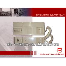 intercom elevador schindler / ascensor piezas de /mechanical venta repuestos