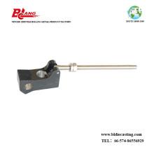 Cabezal de montaje ensamblado de fundición a presión de aluminio