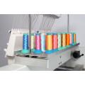 2016 Wonyo 2 Head Computerized Cap T-Shirt Flat Sequin Cording Taping Embroidery Machine