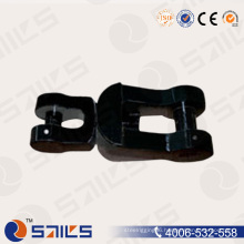 Black a. Sw. S Anchor Swivel Shackles