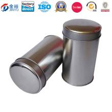 No Printing Metal Tea Tin for Tea Packaging