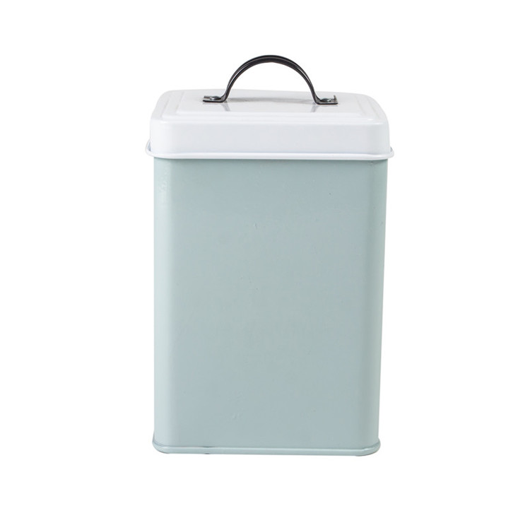 Metal Kitchen Storage Canister
