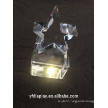 Clear Acrylic Artware, Acrylic Souvenir