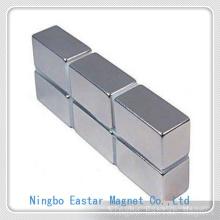 Big Size N35 NdFeB Permanet Magnet with Nickel/Zinc Plating