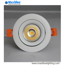 12W CREE COB LED Recessed Downlight Dimmable for Hotel Lighting