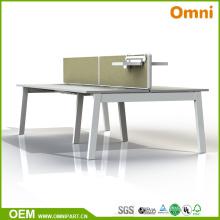 Различные Стиль офисной мебели стол для четырех человек