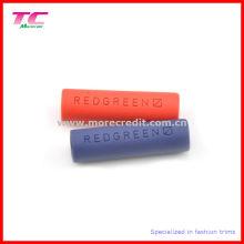 Finition personnalisée du cordon de cordon en métal coloré
