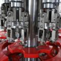 Моноблок для ополаскивания-розлива-укупорки автоматической разливочной машины