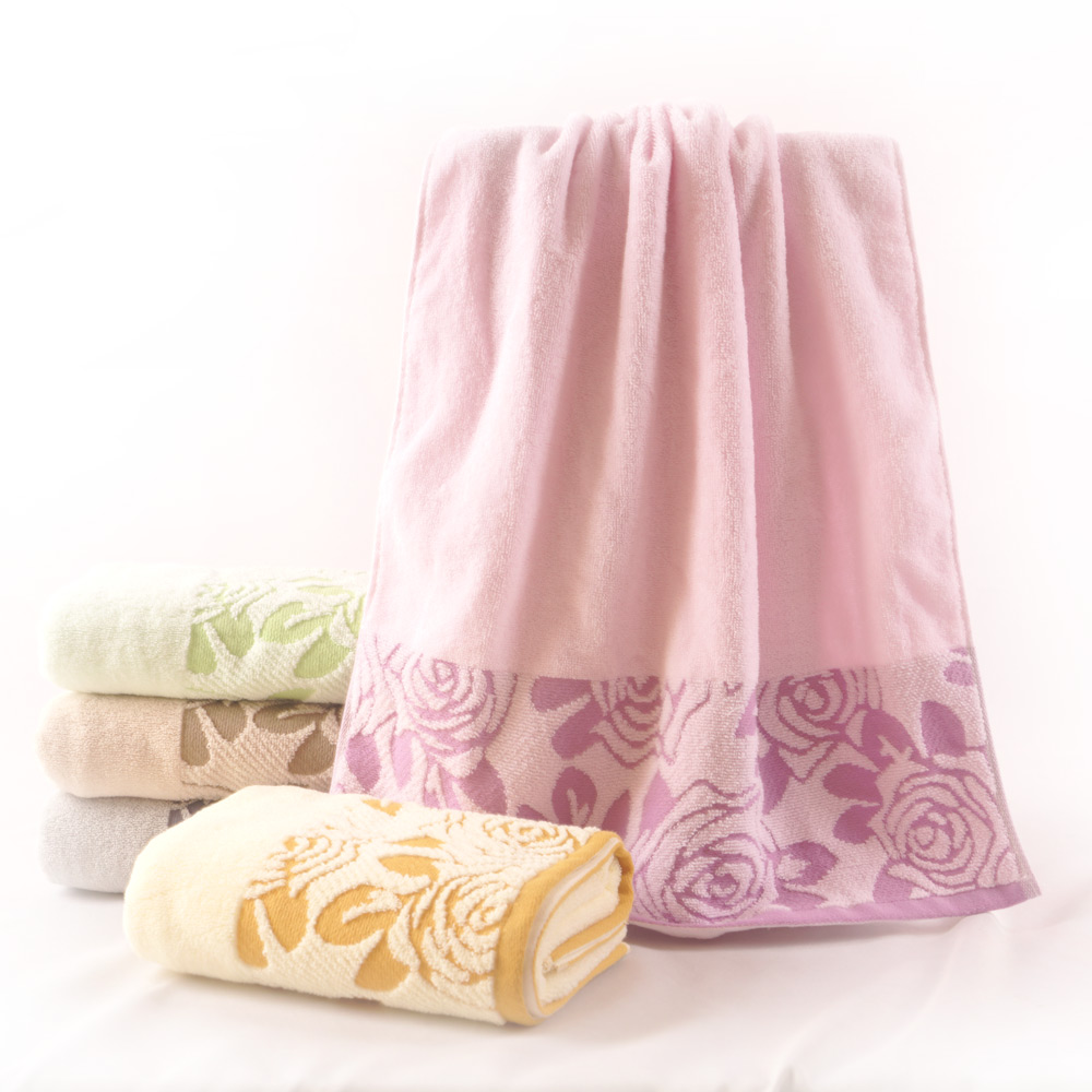 Soft Light Colour Towel Set