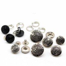 New Style 17mm Shirt Buttons Customized Logo Buttons For Shirts