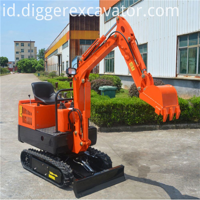 Micro Digger Mini Excavator Prices