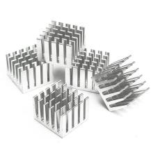 Гибкий радиатор для литья под давлением из алюминия методом холодной ковки