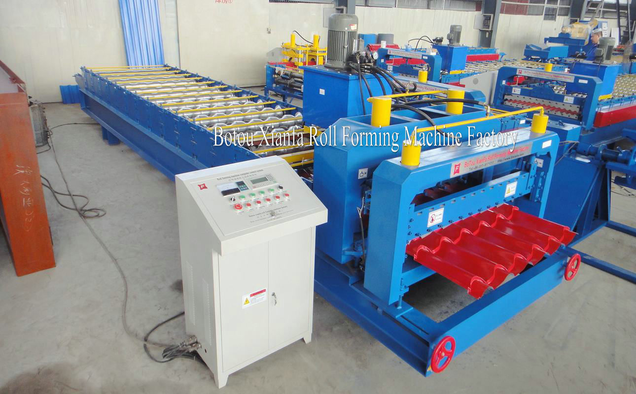 Philippines style Forming Machine