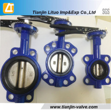 Lug Type Butterfly Valve con Pin