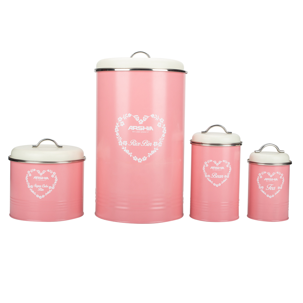 Food Storage Canister Set