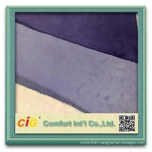 Latest design wholesale soft velour for shoes
