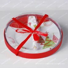 best selling porcelain dinner plate with shovel in gift box for BS12056H