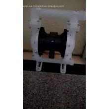 Bomba de agua de 1 pulgada de diafragma serie QBY