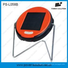 Mini lámpara solar recargable para lectura
