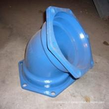 Raccords de tuyaux en fonte ductile / fonte