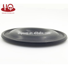 Pure Rubber or Fabric diaphragm for vacuum pump diaphragms for Water treatment purification
