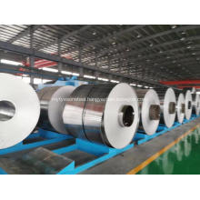 cladded aluminum brazing coil for acc