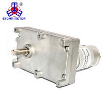 Motor de caja de cambios plana eléctrica DC de par grande de baja RPM