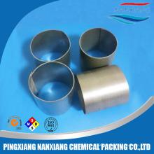 High Quality SS304 316L Metal Raschig Ring