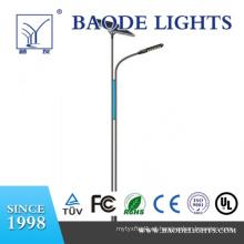 Luz de rua solar disponível do diodo emissor de luz do CE 5m 6m 20W 30W
