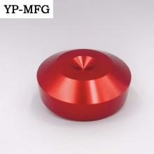 Anodisiertes Aluminium-Bearbeitungsteil Kundenspezifische Prototyping-Dienstleistungen
