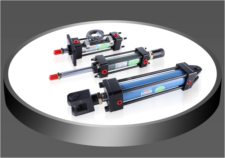 steel hydraulic oil cylinders