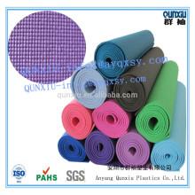 Alfombra deportiva de espuma de PVC de confort extra de 5 mm