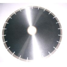 Lâmina de serra de diamante soldada a laser para granito