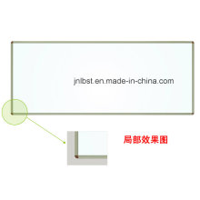 DIY Multi-Size (40X60CM, 90X150CM und 60X80CM) doppelseitiges magnetisches trocken abwischbares Whiteboard