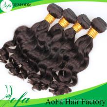 7A Grade Human Hair Extension Remy Virgin Hair Wig