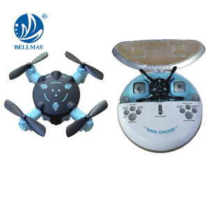 2.4GHz Portable MINI Drone with Camera Optional