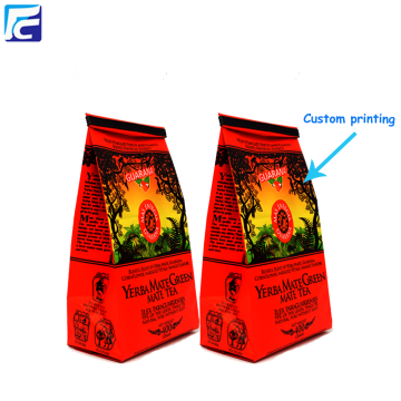 Aluminum Foil Side Gusset Packaging Bag For Coffee