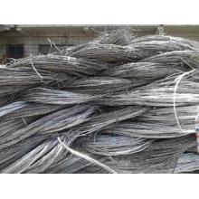 Fio de alumínio sucata / alumínio 6063 / alumínio Ubc