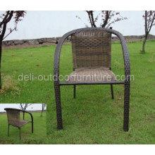 Aluminium Frame Furniture Outdoor Lounge Wicker Chair