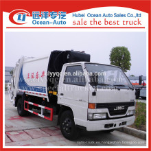 Fábrica venta directa 4 * 2 camión de basura JMC
