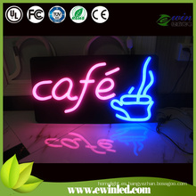 Blacklight LED Neon Signs para decorar edificios