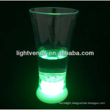 Battery changeable 400ML LED Drinking juice Glass